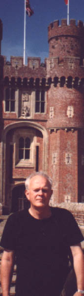 Jan Norman (vid Herstmonceux Castle)